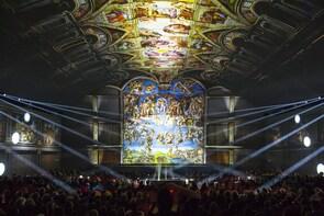 The Last Judgement Show: Michelangelo & the Sistine Chapel