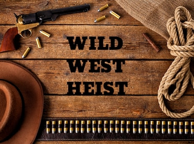 Wild West Bank Heist Interactive Escape Room in New Jersey