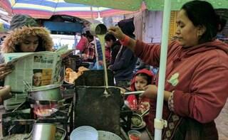 Breakfast Food Tour: Kathmandu Awake