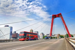 Rotterdam Hop-On Hop-Off Bus Tour