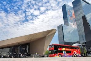 Hop-on, hop-off-bustour door Rotterdam