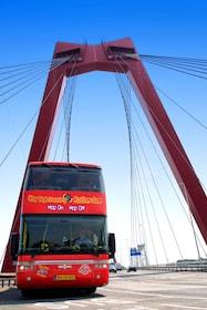 Rotterdam Hop-On Hop-Off Bus Tour