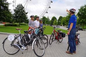 The Magic of London Bike Tour