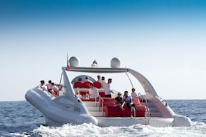 Tenerife Sailing Experience in World's Largest RIB Boat