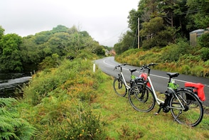Electric bike the Wild Atlantic Way self-guided from Galway