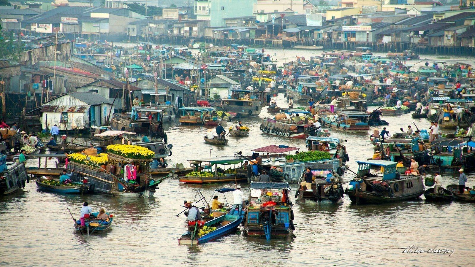 My Tho - Chau Doc - Tra Su Sanctuary 3-days Tour