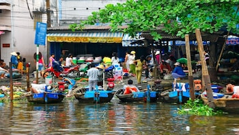 My Tho Boat Trip in Mekong Delta Full Day Group Tour