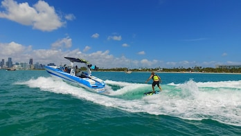 The Power Bang - 1H30 minutes of Wakeboarding / Wakesurfing