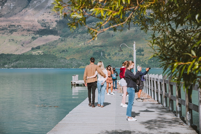 Show item 2 of 10. Glenorchy & Paradise Half Day Explorer