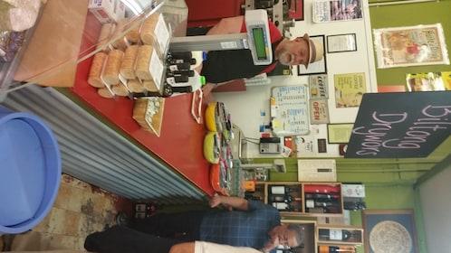 Food tour in Wellington