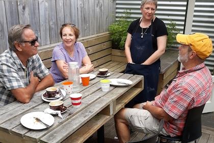 Wellington's diverse food culture