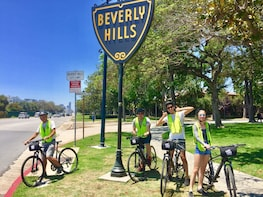 Beverly Hills + West Hollywood Celebrity Bike Tour
