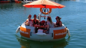 Self-Drive BBQ Boat Hire Mandurah - Group of 3-6 people