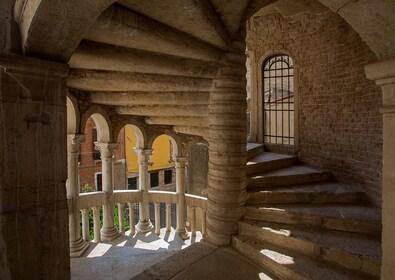 Interior of Palazzo Contarini del Bovolo