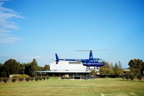 Hunter Valley Bubbly Breakfast by Helicopter