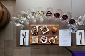 Epic Degustation by Helicopter