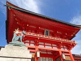 Private Tour of Arashiyama and Fushimi Inari from Osaka