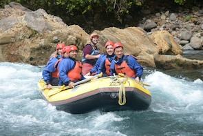 Tongariro River Grade 3 Whitewater Rafting