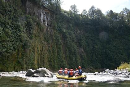 Tongariro River white water rafting