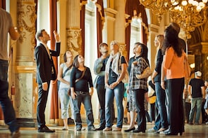 Semperoper Dresden Guided Tour