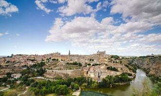 Toledo & Segovia day trip from Madrid