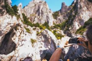 Capri Coast to Coast: Discover the Island from the Sea