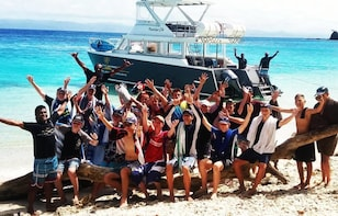 Yanuca Island Excursion Day Cruise by Catamaran
