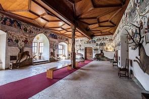 Tour auf Schloss Tratzberg