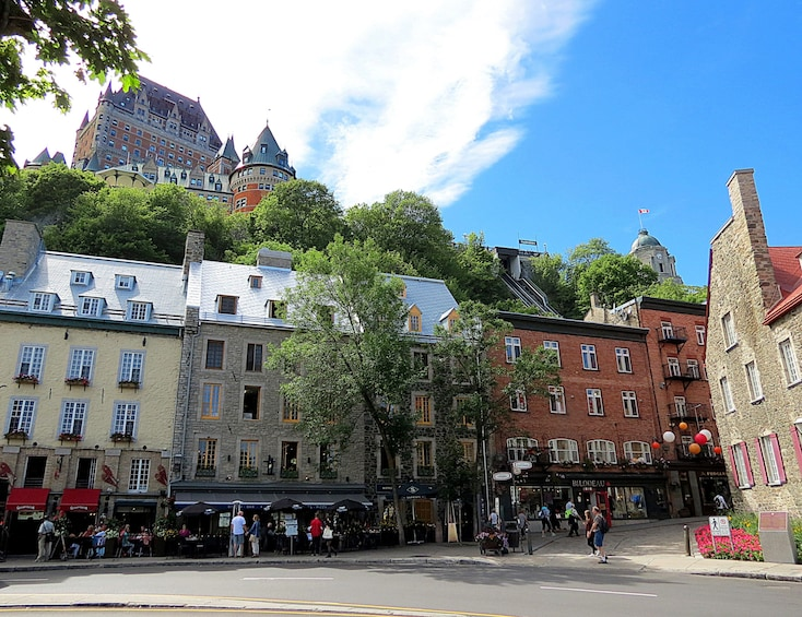 Show item 2 of 6. Quebec City Guided Tour: La Parlure in French!