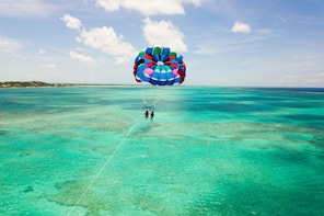 Grace Bay Parasailing