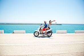 Renta de motocicleta en Formentera