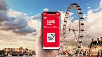Pass London Explorer : 3, 4, 5 ou 7 visites et attractions au choix