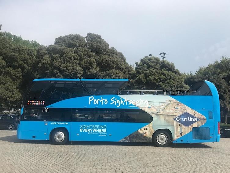 Åpne bilde 3 av 5. Porto Hop-On Hop-Off Tour - Blue Bus