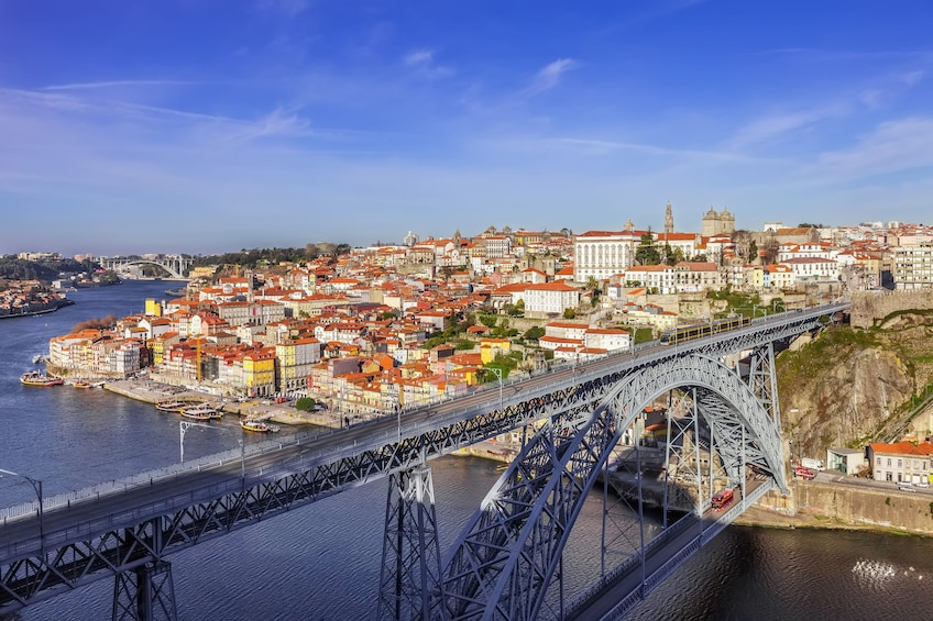 Åpne bilde 4 av 5. Porto Hop-On Hop-Off Tour - Blue Bus