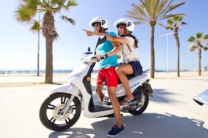 Scooter Hire in Nice
