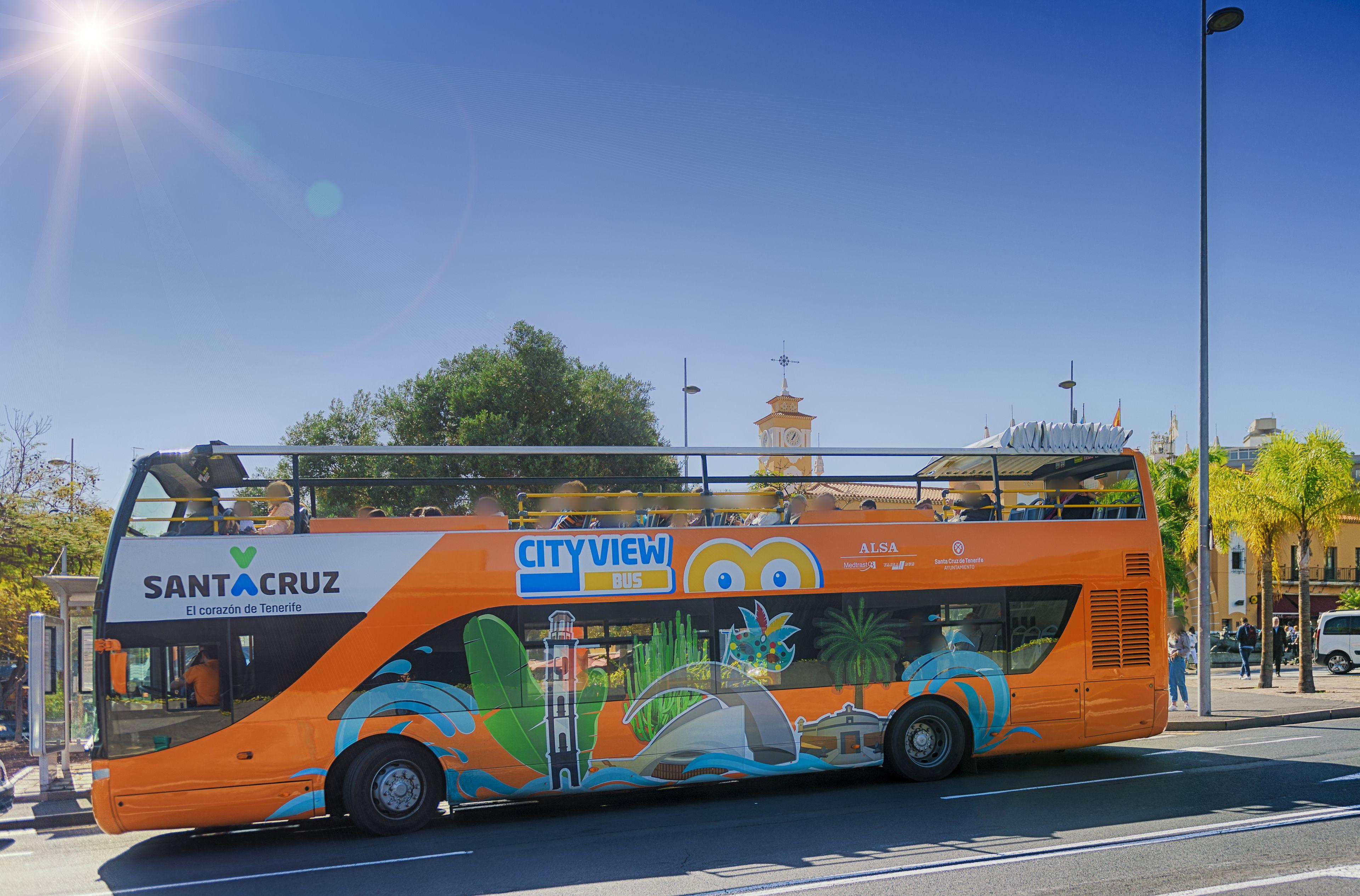 Santa Cruzin hop-on hop-off -kiertoajelu bussilla ja junalla