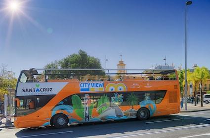 Tenerife Hop-On Hop-Off Bus & Train