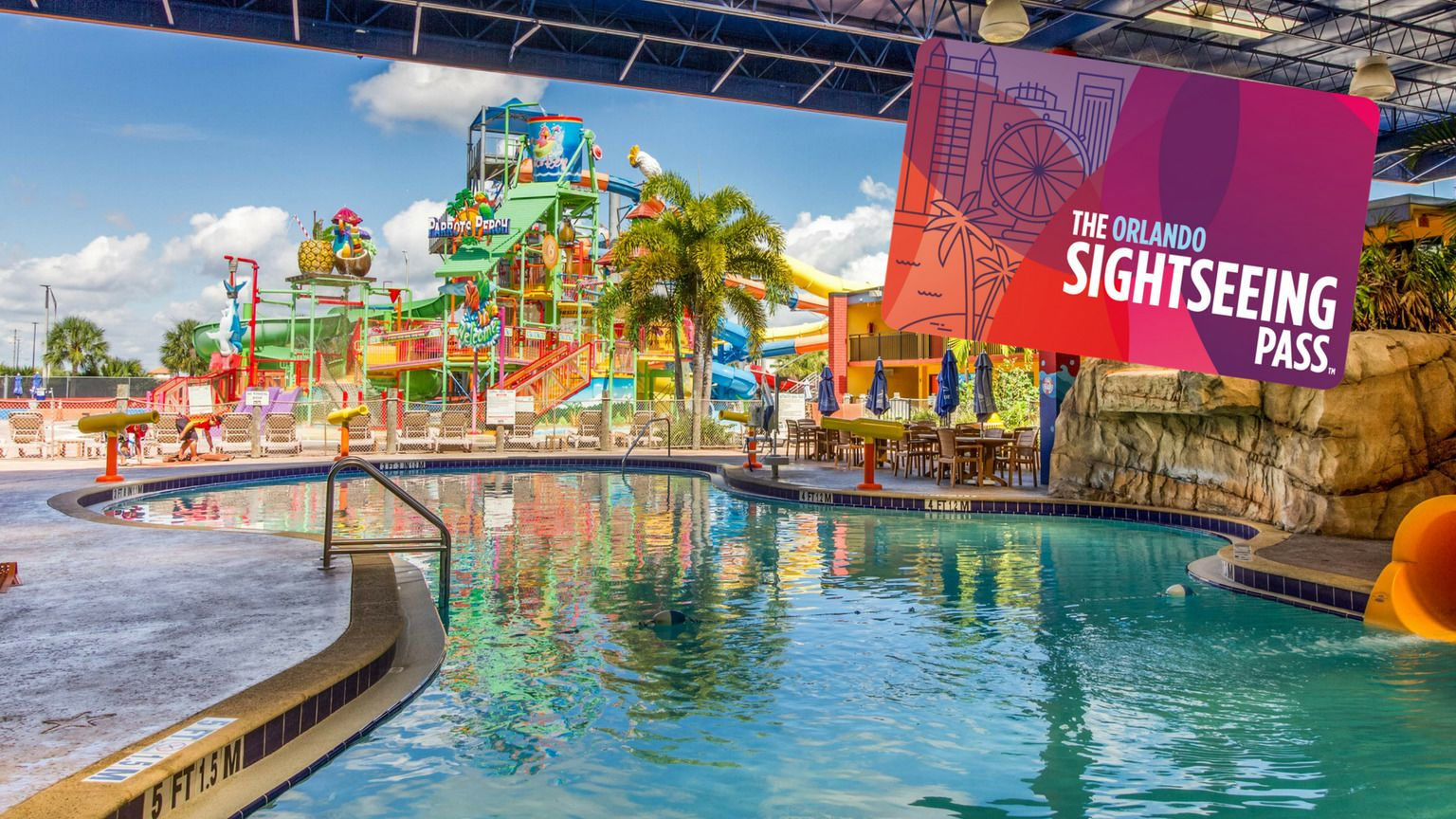 The Orlando Sightseeing Flex Pass - Attractions and Tours