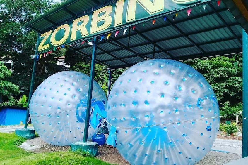 Show item 1 of 5. Zorbs in Phuket