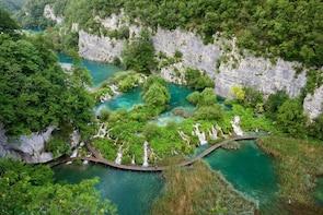 Plitvice Lakes and Rastoke Full Day-Tour