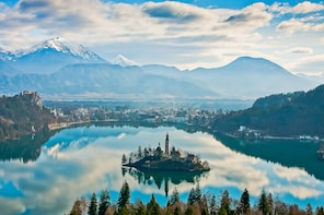 Ljubljana & Bled Full Day Tour