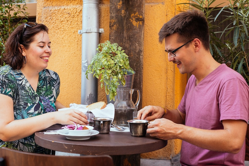 Budapest's Private Food Tour with 8 Tastings
