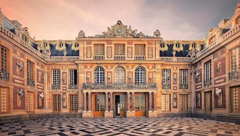 Versailles Audio Guided Full Day Tour from Paris