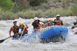 Rafting - Bighorn Sheep Canyon 1/2 day - Cotopaxi Location