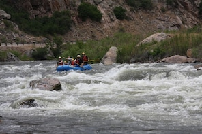 Rafting - Cottonwood Family Float 1/4 day