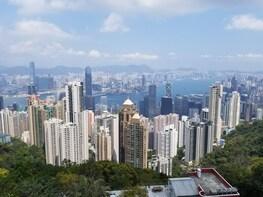 Combo - Hong Kong Island Tour and Symphony of Lights Cruise