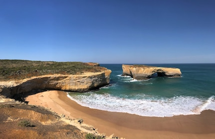 London Arch in the Port Campbell National Park, Australia