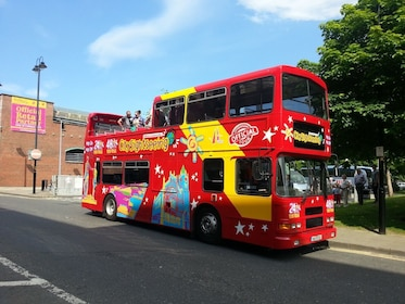 Derry-Londonderry Hop-On Hop-Off Bus