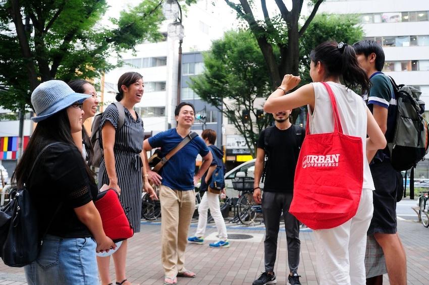 Show item 4 of 8. Urban Adventures tour of Tokyo