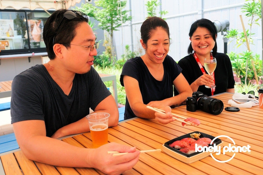 Show item 1 of 8. Lonely Planet Experiences: Tsukiji Fish Market With A Local